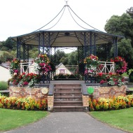 The Bandstand, Runnymede Gardens